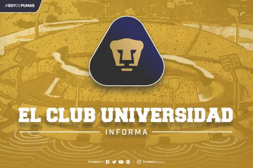 El Club Universidad Nacional Informa